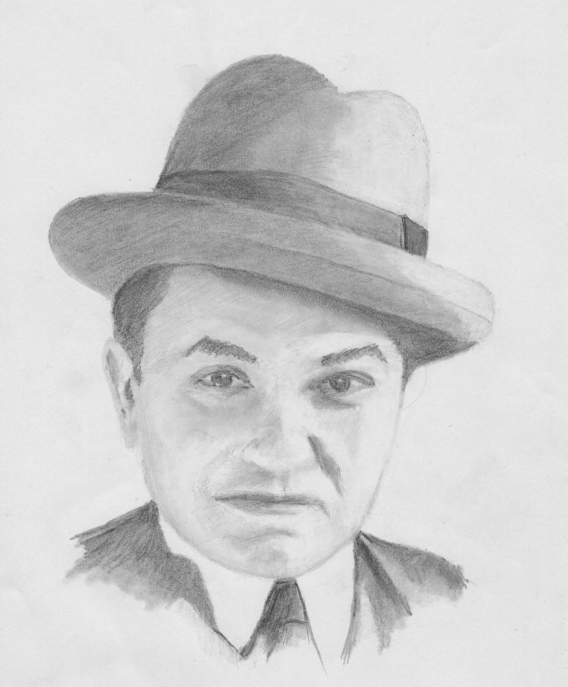Edward G. Robinson by JimmyE